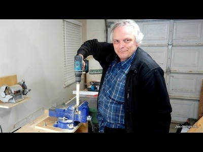 Make Dowels,  Only Using Your Vise.