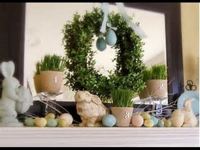 Spring Home Decor Haul ~ For Free ~ by The Frugalnista!