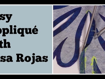 The Easy Way to Appliqué with Apliquick