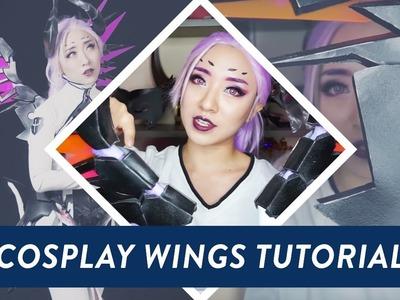 [tutorial] Cosplay Wings Tutorial