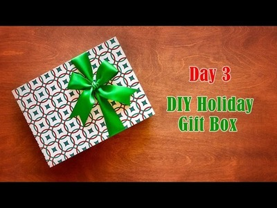 Day 3 of 12 Days Gift Wrapping Challenge!