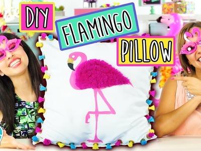 DIY FLAMINGO Pillow!! | How To Wow Show | Pom Pom Wow! Official