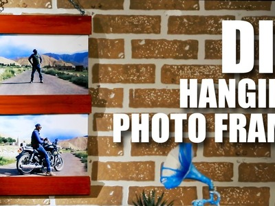 DIY Hanging Photo Frame | Room Décor Ideas | Mad Stuff With Rob