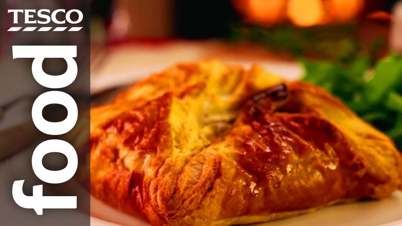 How to Make a Vegetarian Christmas Dinner | Tesco Food