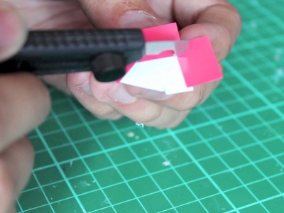 How to Scribe a Panel Line