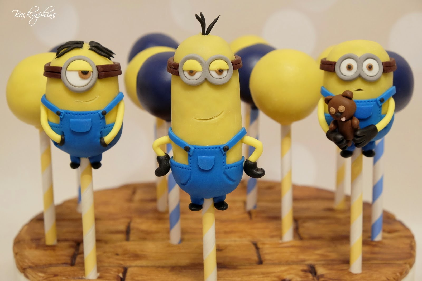 D Minion Cake Tutorial