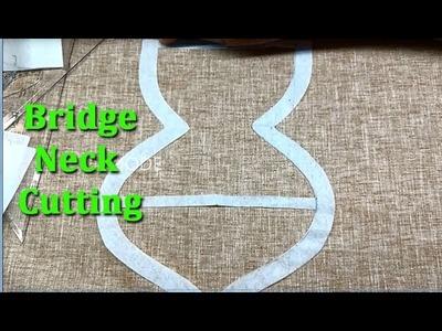 Neck design cutting Tip well explained ,kurti neck  cutting tips,basic neck cutting,  beginners
