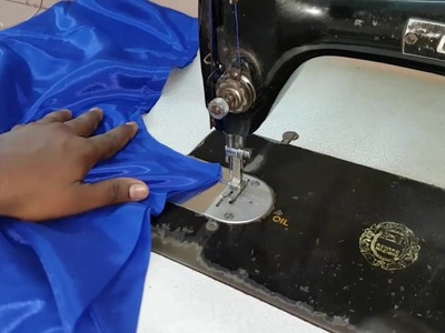 Palazzo Cutting and Stitching in Easy Way