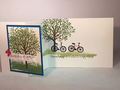 Sheltering Tree Stampin Up Tips February Online Card 6 of 6