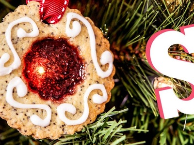 Stained Glass Cookie Decorations Recipe
