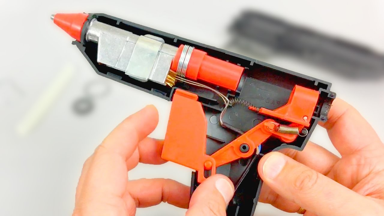 TOP 4 BEST WHAT'S INSIDE A HOT GLUE GUN AND 3 OBJECT MORE? - Experiments You Can Do at Home