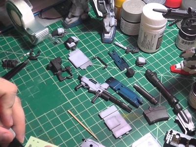 Tutorial: Weathering and minor damage