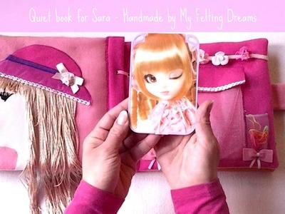 13. Quiet book for Sara - handmade by Petra Radic, My Felting Dreams