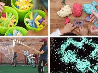 5 Fun & Easy Summer Activities For Kids