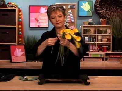 Calla Crescent  Bridal Bouquet