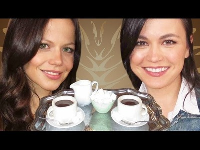 Coffee CUPcakes for Tammin Sursok - How to Bake It in Hollywood with Ashley Adams