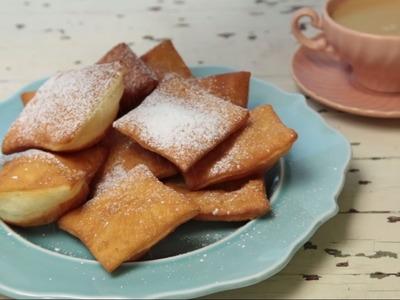 Dessert Recipes - How to Make Beignets