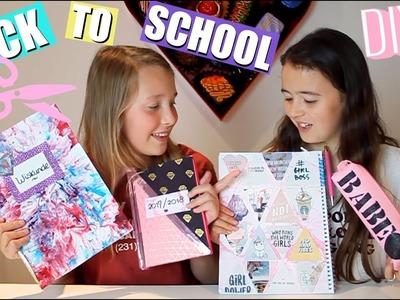 DIY  BACK TO SCHOOL | DIY SCHOOLSPULLEN PIMPEN