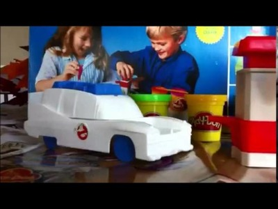 Forever80's The Real Ghostbusters Play-Doh Set