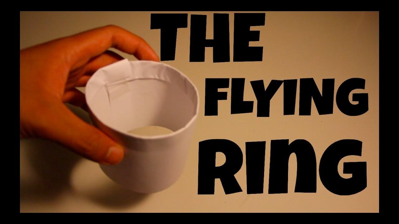 HOW TO MAKE THE FLYING RING - NIGA HIGA (Best Way)