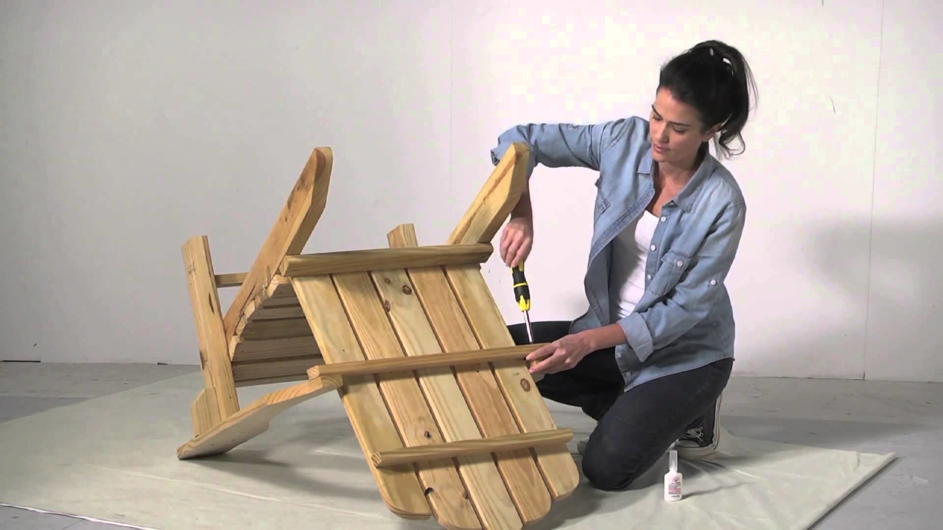 How to Paint an Adirondack Chair - Ace Hardware