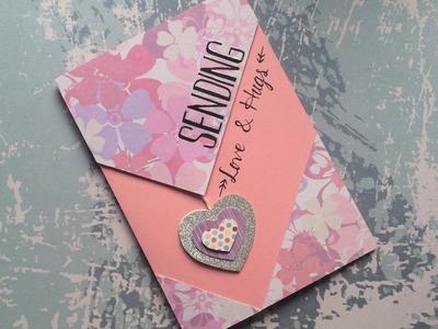 巧。手做卡片(Make Cards with Chiao)-卡片輕鬆做#3(Time to Make a Card #3)