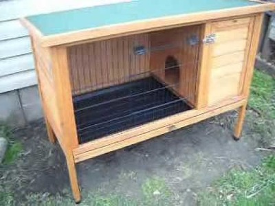 Video #22 - Rabbit Hutch Product Review and Modifications - 17 March 2012