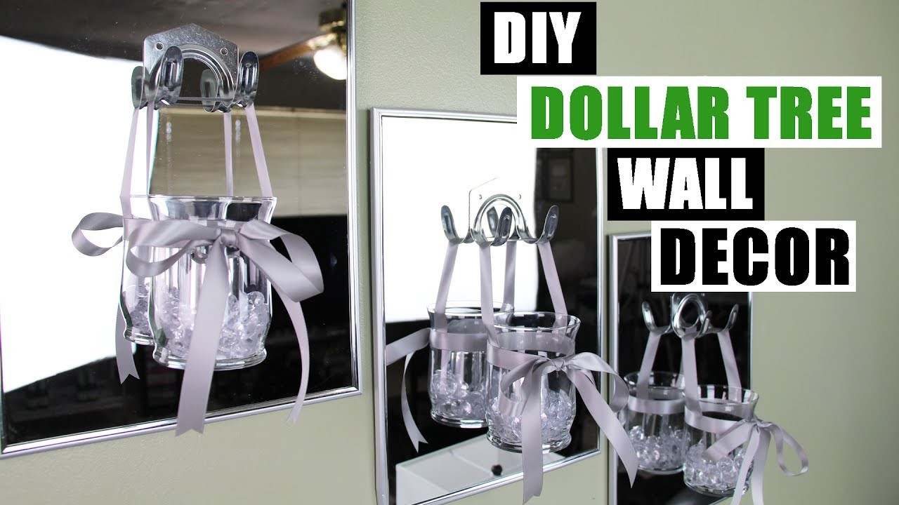 Diy dollar tree glam wall decor dollar store diy glam wall for Inspiring dollar tree wall decals