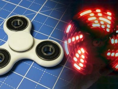 DIY Fidget LED Display - Part 1