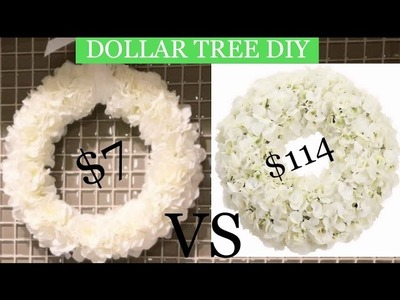 DOLLAR TREE DIY HIGH END LOOK FOR LESS!!! SPRING 2017