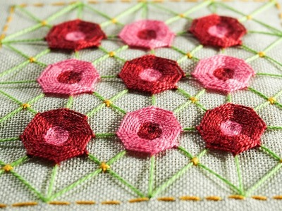 Easy Hand Embroidery Designs by Diy Stitching - 18