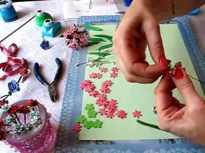 How to make Foam Flowers Foam Sheet. . How to make Foam Flower, DIY, Tutorial Foam