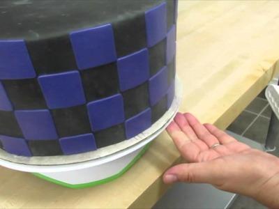 How To Steam A Fondant Cake