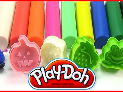 Learn Colors Play Doh Ice Cream Popsicle Peppa Pig Elephant Molds Fun Creative for Kids Rhymes