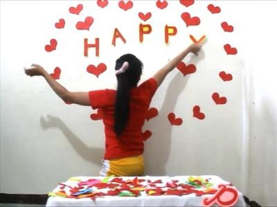 My simple gift video presentation for my Boyfriend Aries birthday