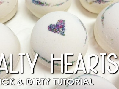 Quick & Dirty Tutorial - Salty Hearts