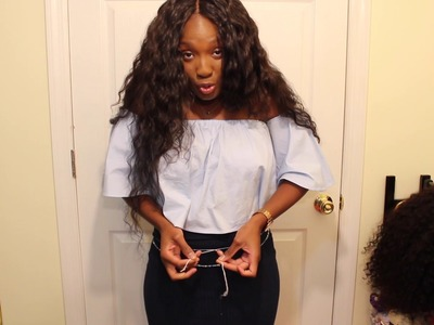 Sexy Waist Beads. True Meaning. How to fit it on your waist