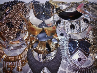 Statement Necklaces Part 2 . Giveaway Closed!