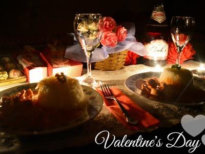 Valentine's Day - Dinner ♡