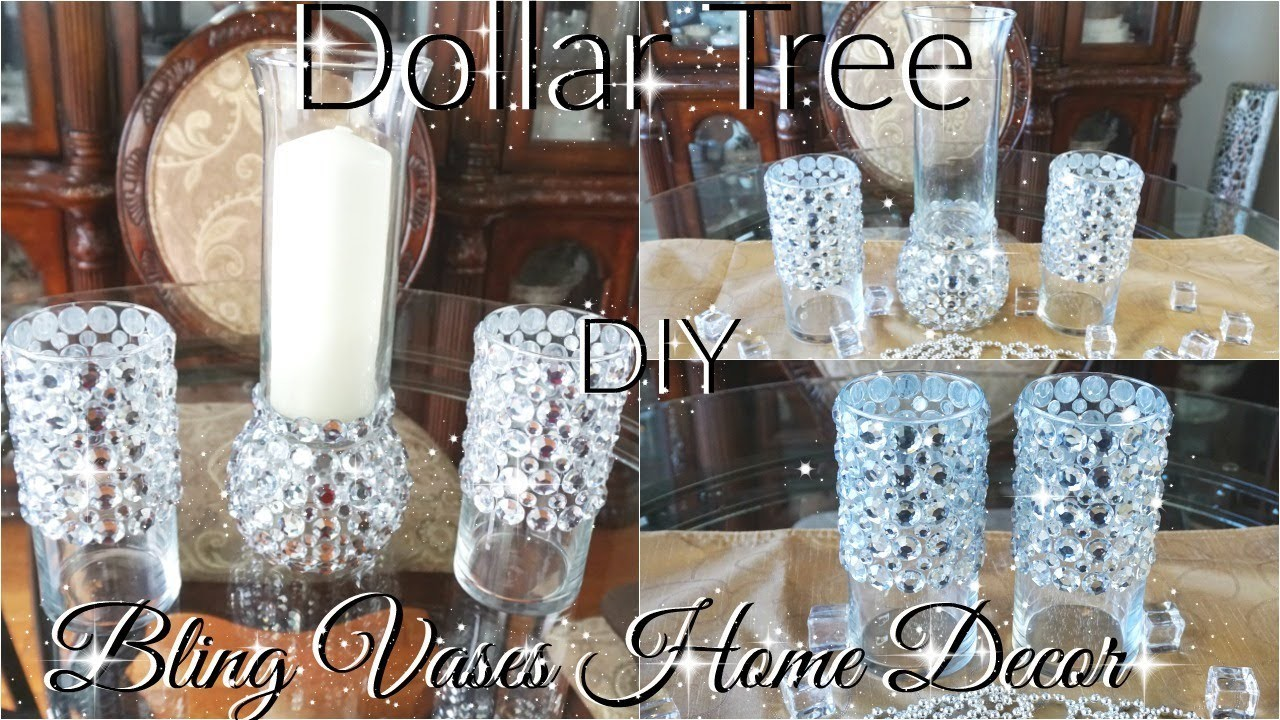 Diy Crafts With Glass Vases