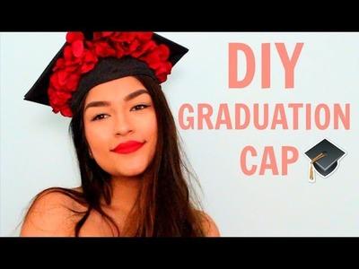 DIY Graduation Cap ???????????????????? | Jessica Valadez