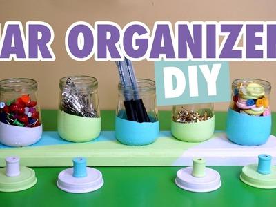 DIY Jar Organizer - HGTV Handmade