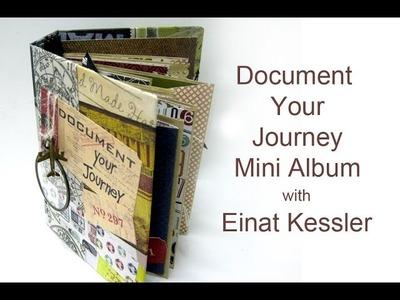 Document Your Journey Mini Album