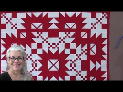 Glorious and Free Part 3 Free Follow Along Quilt Pattern