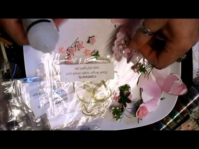Handmade Shabby Chic Butterfly - jennings644