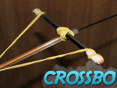How to Make a Crossbow with Pen