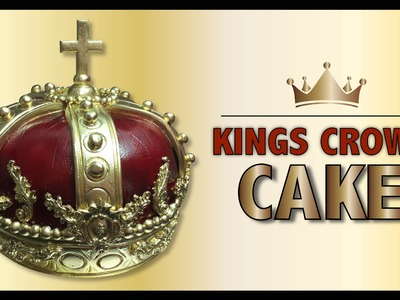 How to make a CROWN CAKE!