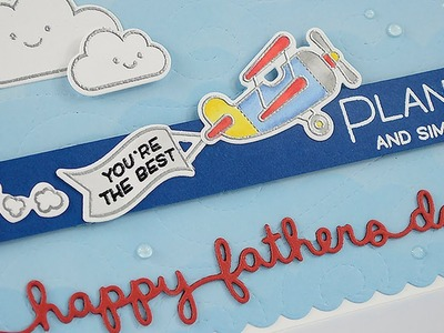 How to make a Father's Day card