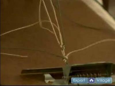 How to Make a Handmade Beaded Hemp Necklace : Tips for Knotting Handmade Hemp Necklaces