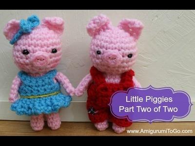 Little Piggies Part Two